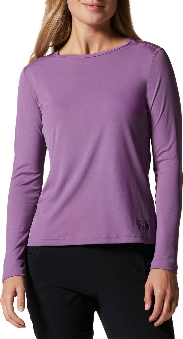 Mountain Hardwear Women's Wicked Tech Long Sleeve T-Shirt product image