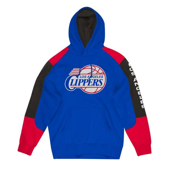 Mitchell & Ness Men's Los Angeles Clippers Fusion Hoodie product image