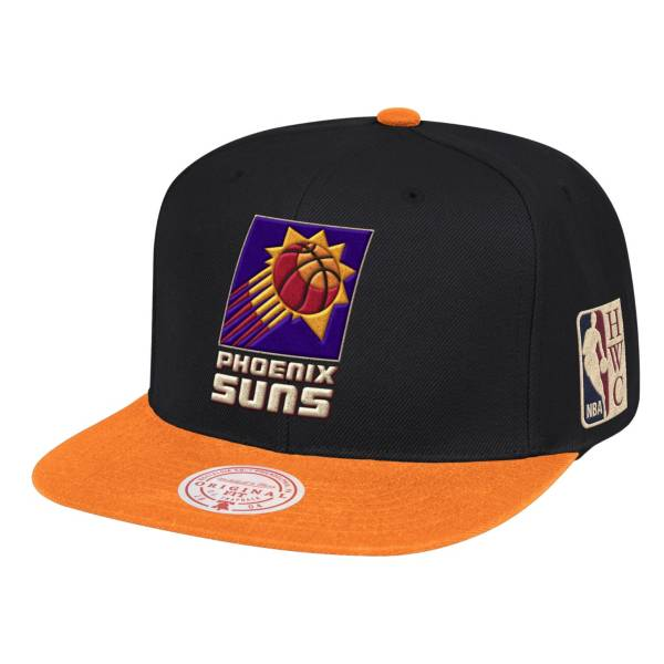 Mitchell & Ness Men's Phoenix Suns Patch Snapback Hat product image