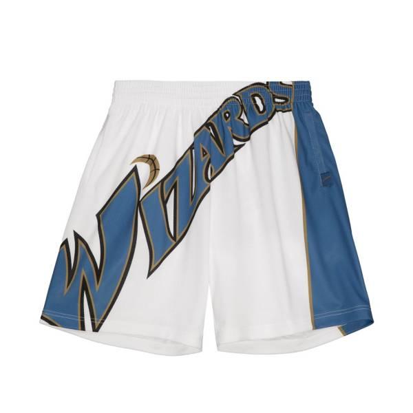 Mitchell & Ness Men's Washington Wizards Big Face Shorts product image