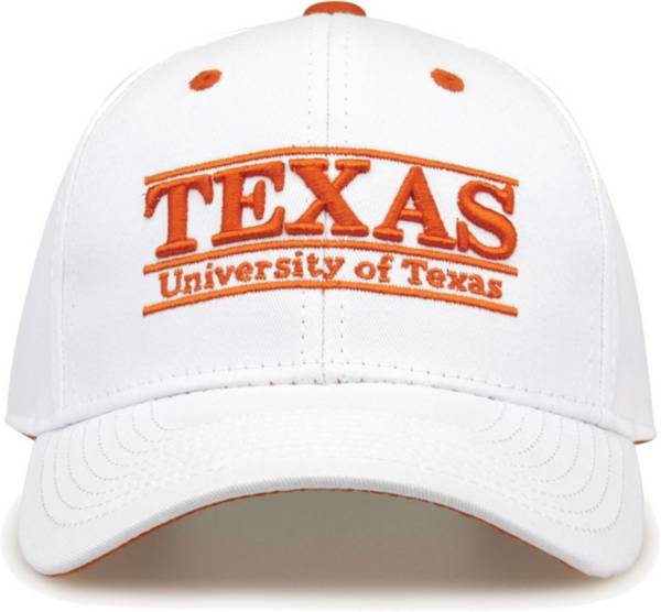 The Game Men's Texas Longhorns White Nickname Adjustable Hat product image