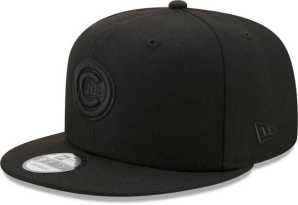 New Era Men's Chicago Cubs Black 9Fifty Color Pack Adjustable Hat product image