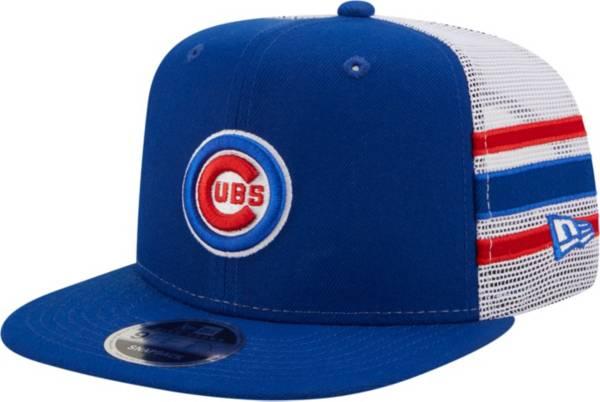 New Era Men's Chicago Cubs 9Fifty Blue Stripe Adjustable Hat product image