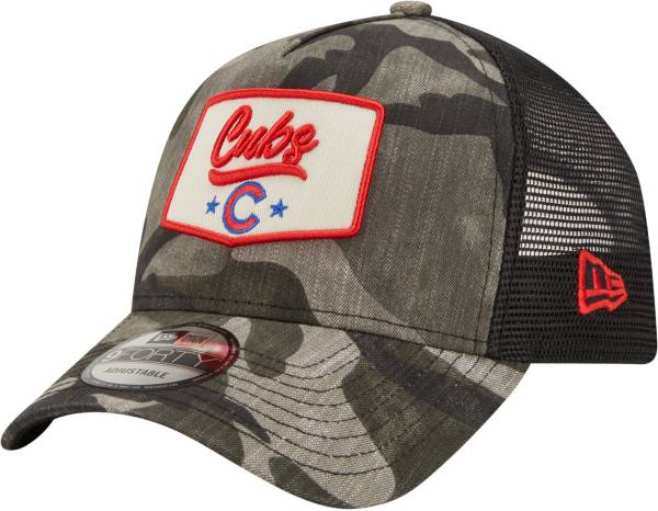 New Era Men's Chicago Cubs Camo Patch 9Forty Adjustable Hat product image