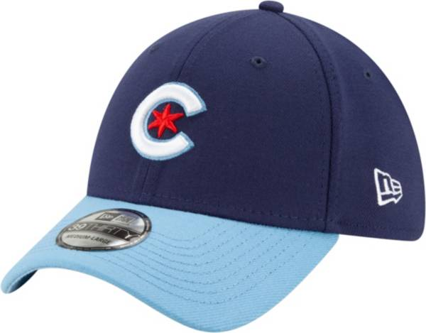 New Era Men's Chicago Cubs 2021 City Connect 39Thirty Stretch Fit Hat product image