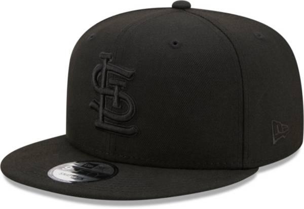 New Era Men's St. Louis Cardinals Black 9Fifty Color Pack Adjustable Hat product image
