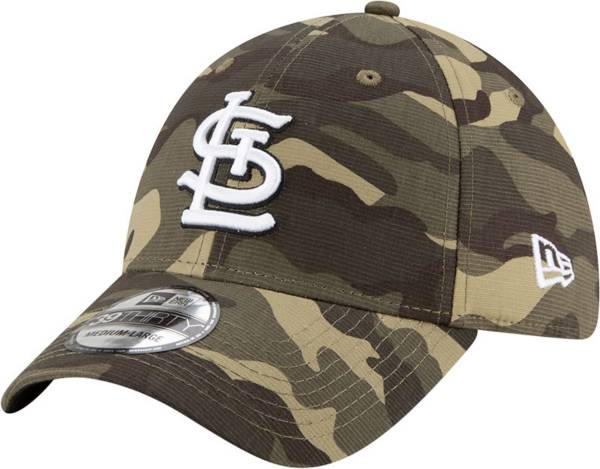 New Era Men's St. Louis Cardinals Camo Armed Forces 39Thirty Fitted Hat product image