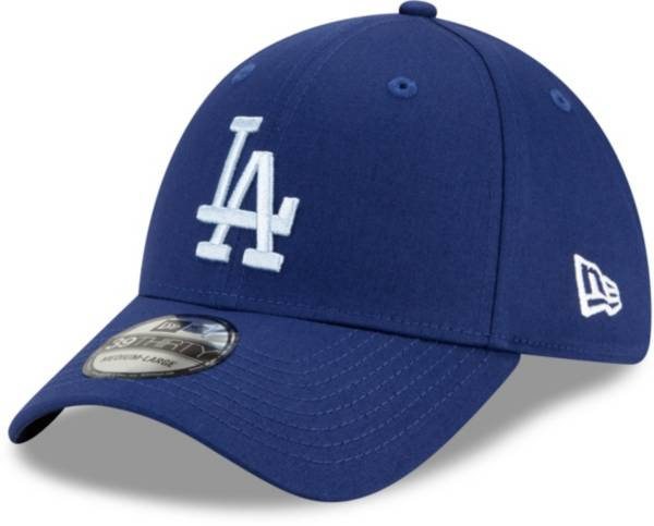 New Era Men's Los Angeles Dodgers Blue 2021 Father's Day 39Thirty Fitted Hat product image
