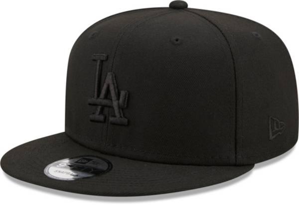 New Era Men's Los Angeles Dodgers Black 9Fifty Color Pack Adjustable Hat product image