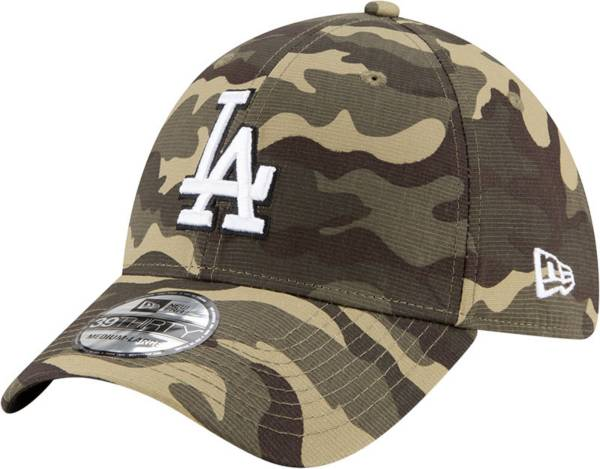New Era Men's Los Angeles Dodgers Camo Armed Forces 39Thirty Fitted Hat product image