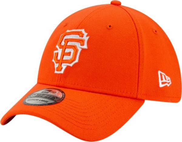 New Era Men's San Francisco Giants Orange 2021 City Connect 39Thirty Stretch Fit Hat product image
