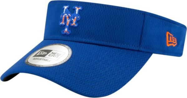 New Era Men's New York Mets Batting Practice Royal Visor product image