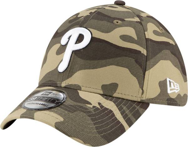 New Era Men's Philadelphia Phillies Camo Armed Forces 39Thirty Fitted Hat product image