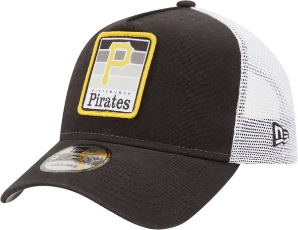 New Era Men's Pittsburgh Pirates 9Twenty Black Gradient Adjustable Hat product image