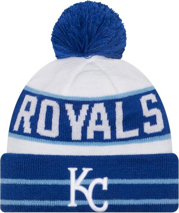 New Era Men's Kansas City Royals Blue Fan Favorite Knit Hat product image