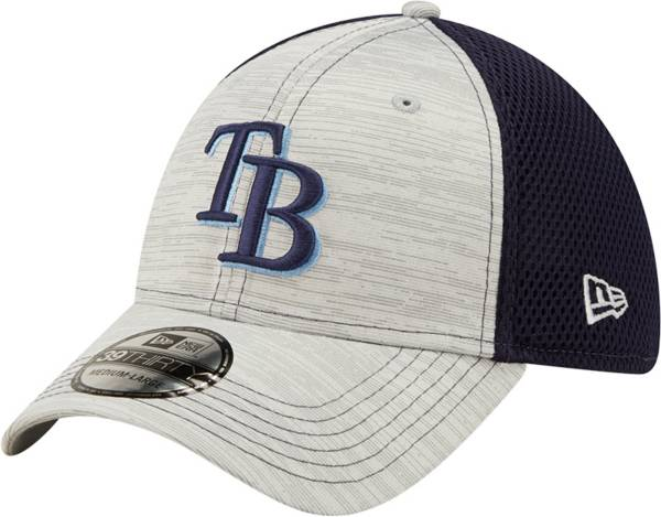 New Era Men's Tampa Bay Rays Navy 39Thirty Prime Stretch Fit Hat product image