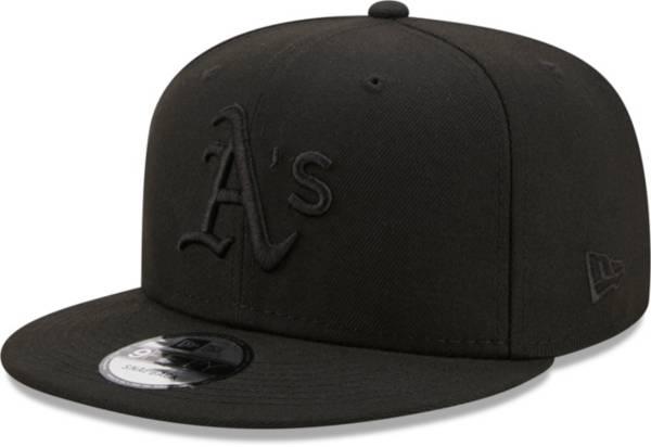 New Era Men's Oakland Athletics Black 9Fifty Color Pack Adjustable Hat product image