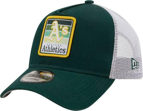 New Era Men's Oakland Athletics 9Twenty Green Gradient Adjustable Hat product image