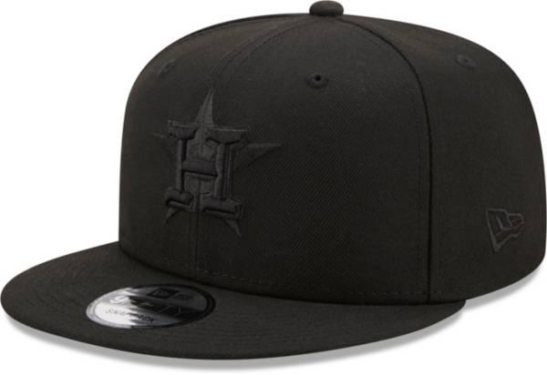 New Era Men's Houston Astros Black 9Fifty Color Pack Adjustable Hat product image