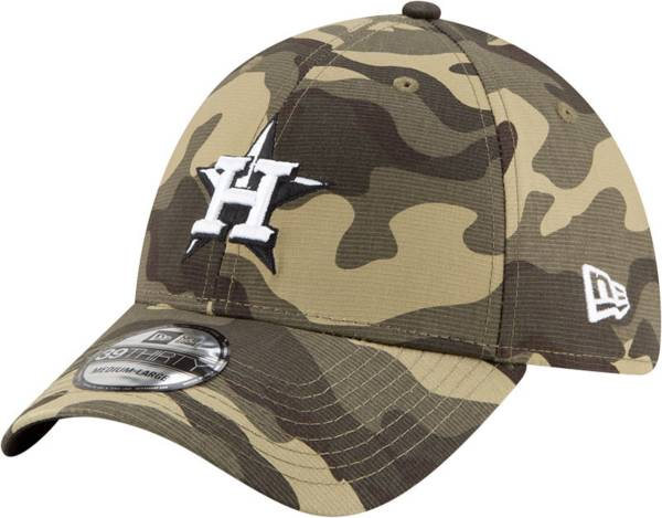 New Era Men's Houston Astros Camo Armed Forces 39Thirty Fitted Hat product image