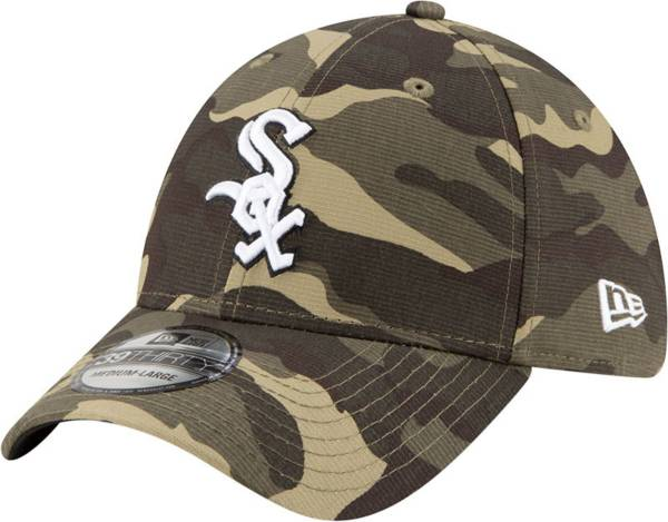 New Era Men's Chicago White Sox Camo Armed Forces 39Thirty Fitted Hat product image