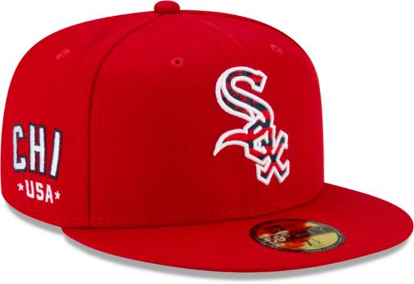 New Era Men's Chicago White Sox Navy 4th of July 59Fifty Fitted Hat product image
