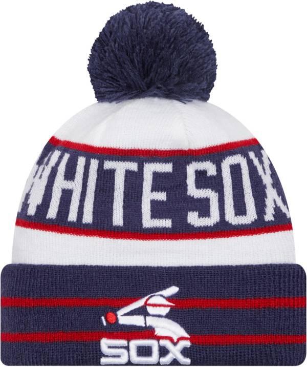 New Era Men's Chicago White Sox Navy Fan Favorite Knit Hat product image