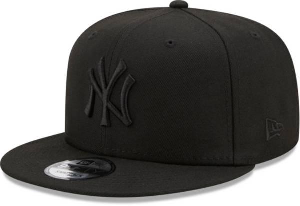 New Era Men's New York Yankees Black 9Fifty Color Pack Adjustable Hat product image