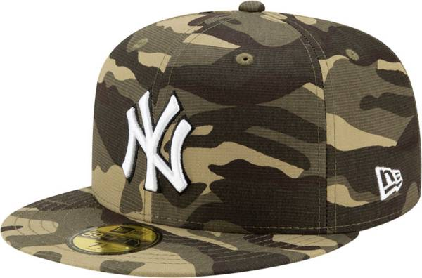 New Era Men's New York Yankees Camo Armed Forces 59Fifty Fitted Hat product image