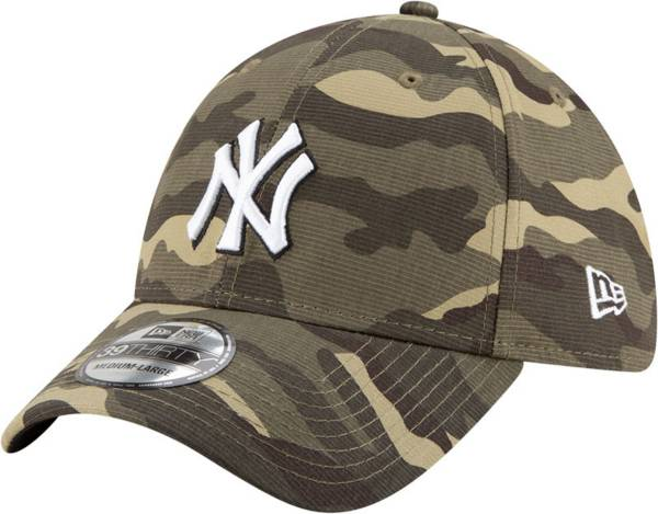 New Era Men's New York Yankees Camo Armed Forces 39Thirty Fitted Hat product image