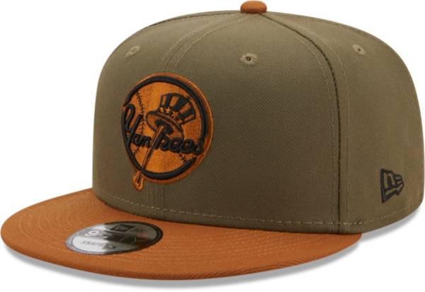 New Era Men's New York Yankees Green Color Pack 9Fifty Adjustable Snapback Hat product image