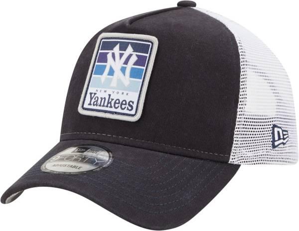 New Era Men's New York Yankees 9Twenty Navy Gradient Adjustable Hat product image