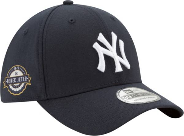 New Era Men's New York Yankees Derek Jeter 2020 Hall of Fame 39Thirty Stretch-Fit Hat product image