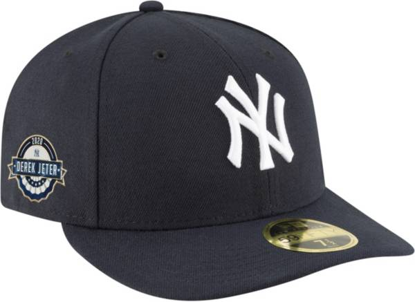 New Era Men's New York Yankees Derek Jeter 2020 Hall of Fame 59Fifty Low Profile Fitted Hat product image