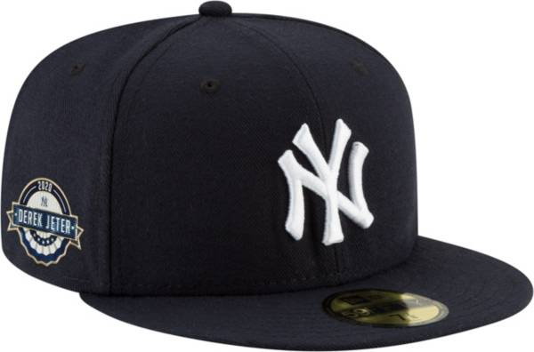 New Era Men's New York Yankees Derek Jeter 2020 Hall of Fame 59Fifty Fitted Hat product image