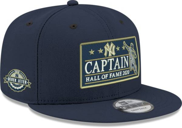 New Era Men's New York Yankees Derek Jeter 2020 Hall of Fame Captain 9Fifty Adjustable Hat product image
