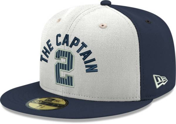 New Era Men's New York Yankees Derek Jeter 'The Captain' #2 59Fifty Fitted Hat product image