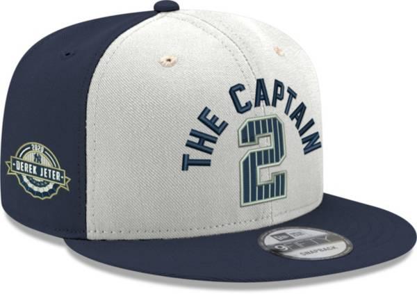 New Era Men's New York Yankees Derek Jeter 'The Captain' #2 9Fifty Adjustable Hat product image