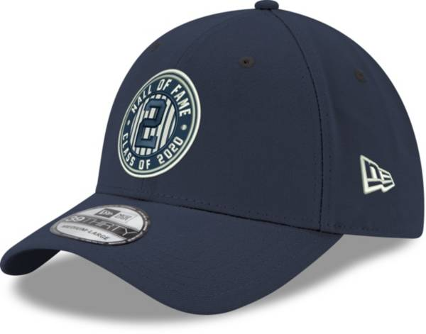 New Era Men's New York Yankees Derek Jeter #2 Hall of Fame 39Thirty Stretch-Fit Hat product image