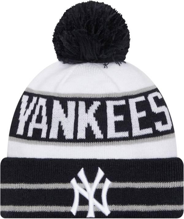 New Era Men's New York Yankees Navy Fan Favorite Knit Hat product image