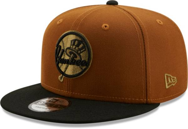 New Era Men's New York Yankees Tan Color Pack 9Fifty Adjustable Snapback Hat product image