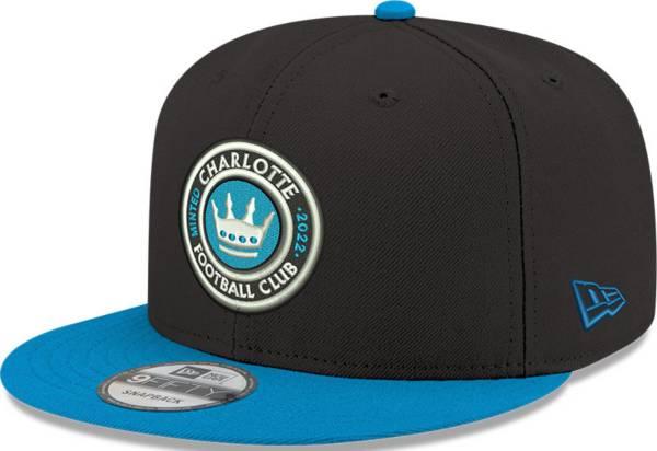 New Era Men's Charlotte FC 9Fifty Adjustable Hat product image