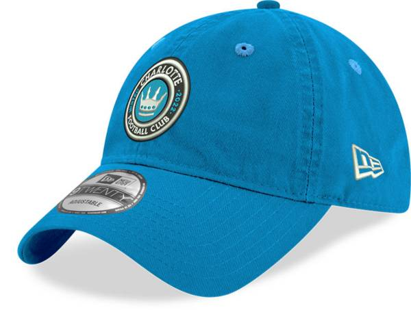 New Era Men's Charlotte FC 9Twenty Adjustable Hat product image