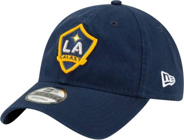 New Era Men's Los Angeles Galaxy Blue Core Classic 9Twenty Adjustable Hat product image