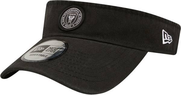 New Era Men's Inter Miami CF Black Dugout Visor product image