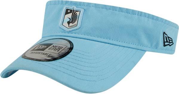 New Era Men's Minnesota United FC Blue Dugout Visor product image