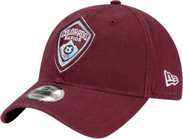 New Era Men's Colorado Rapids Red Core Classic 9Twenty Adjustable Hat product image