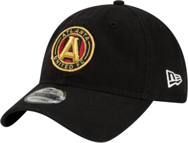 New Era Men's Atlanta United Black Core Classic 9Twenty Adjustable Hat product image