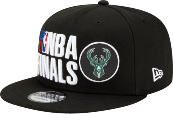 New Era Men's 2021 Eastern Conference Champions Milwaukee Bucks Locker Room 9Fifty Adjustable Hat product image