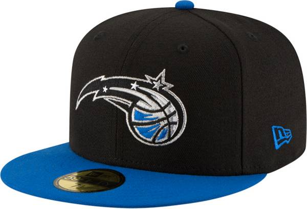New Era Men's Orlando Magic Black 59Fifty Fitted Hat product image